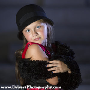 Child Model Girl Acting