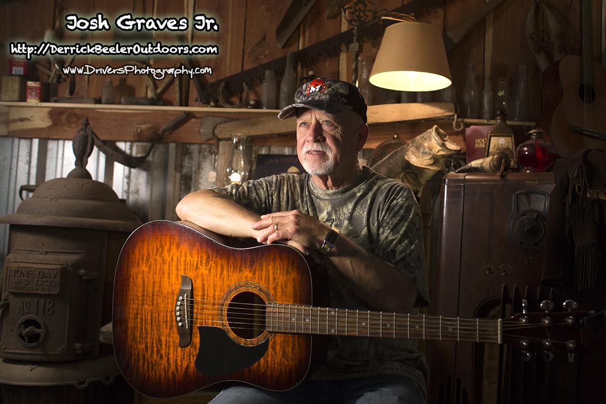 Derrick Beeler Outdoors Show, Josh Graves Jr. , Band Photography