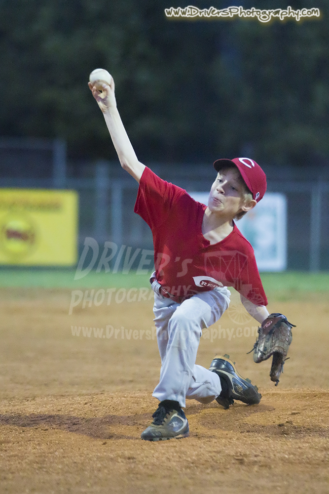 Maryville Little League, Sports Photography