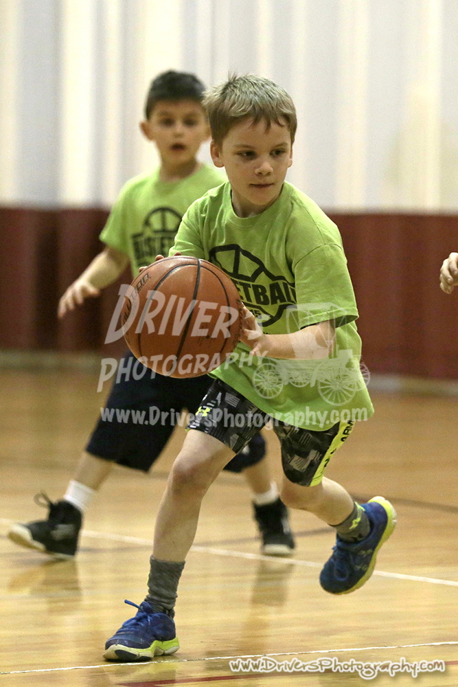 Maryville Parks and Recreation, Basketball , Sports Photography