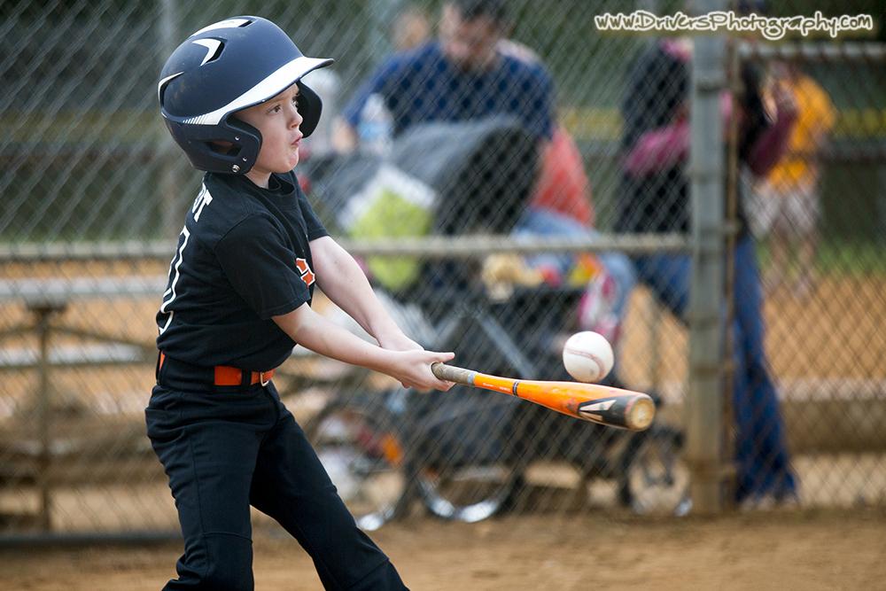 Sports Photographer, Little League