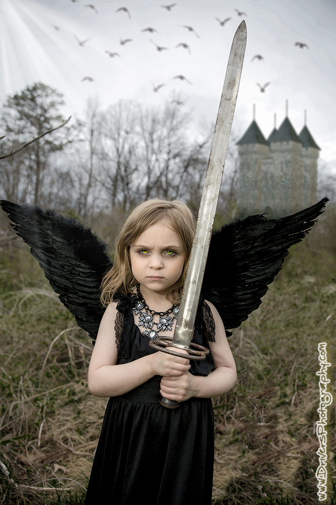 Cosplay, Child Photography, Maryville Photography, Knoxville Photography