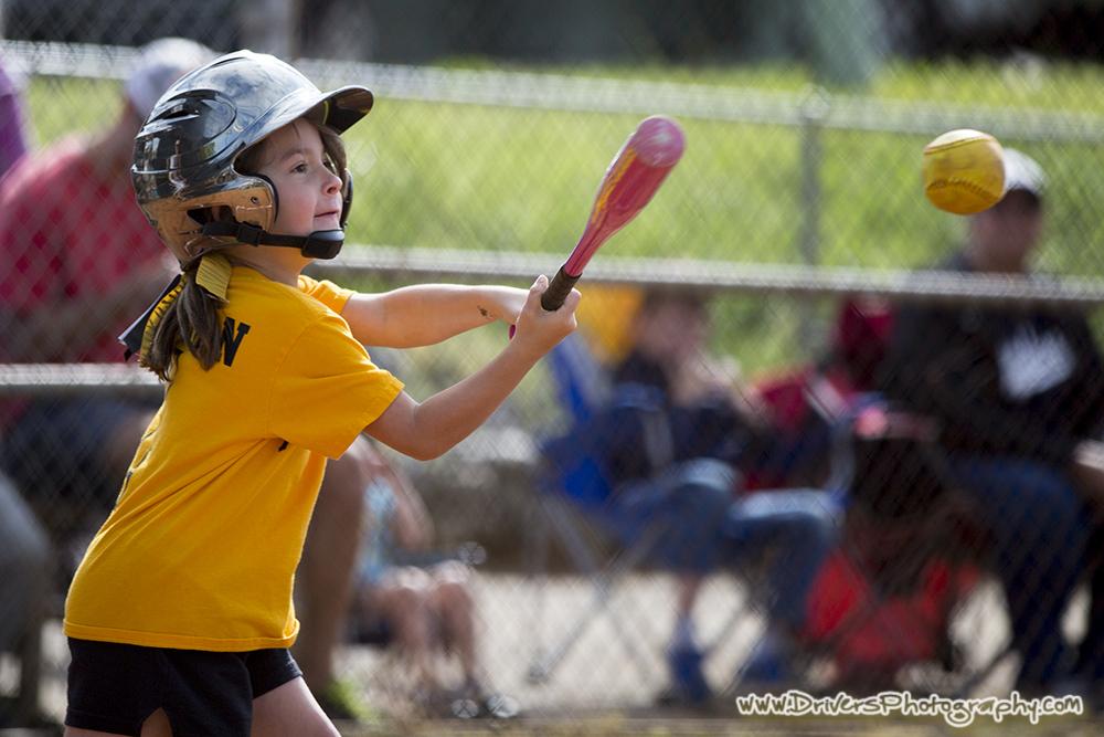 Maryville Little League, Sports Photograph