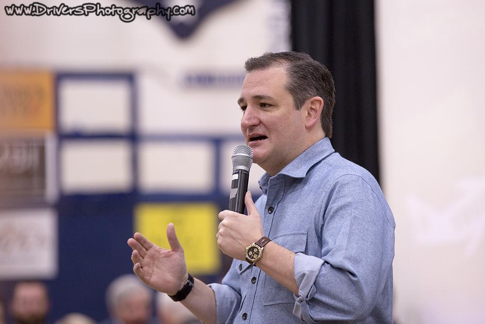 Ted Cruz, Presidential Race