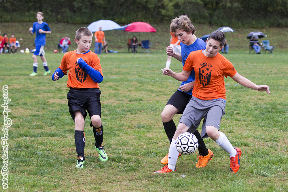 Maryville Parks and Recreation, Soccer , Sports Photography