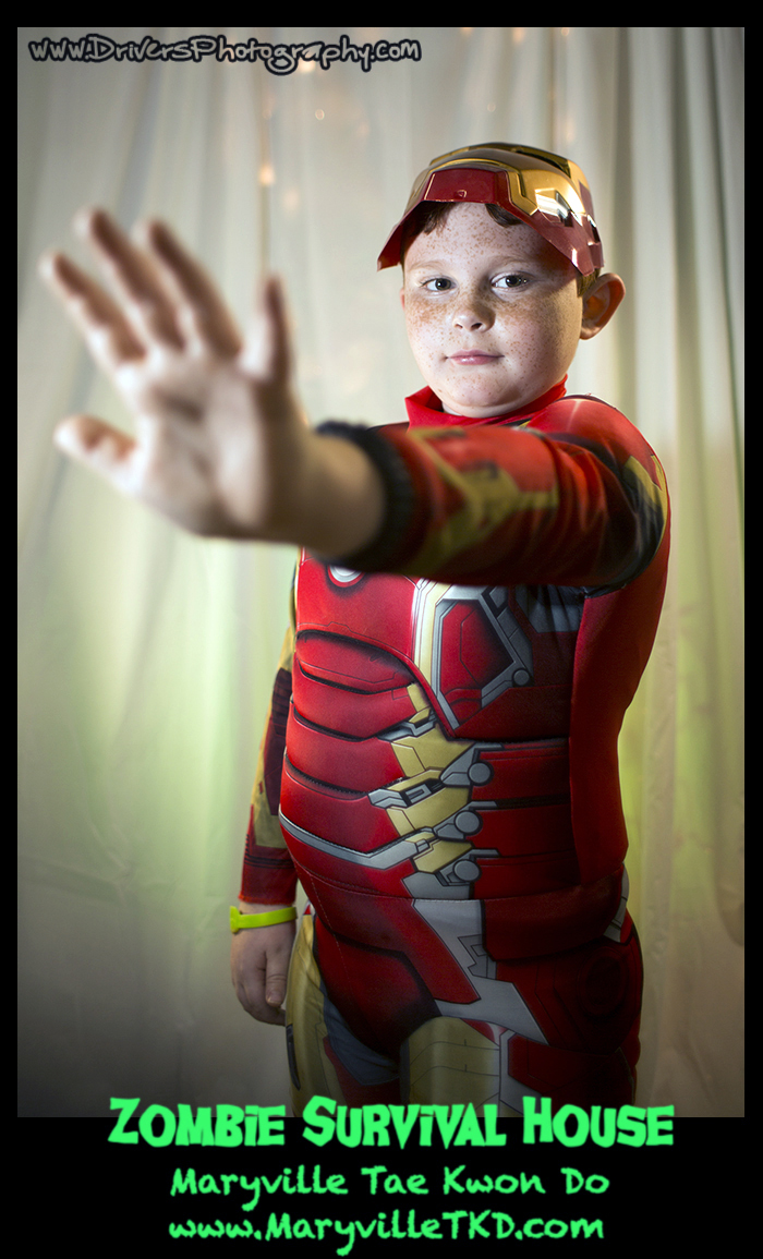 Zombie, Kung Fu, Maryville, Event Photography