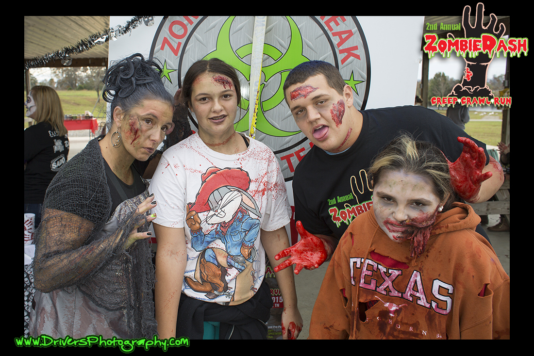 Zombie dash, Cosplay, Event Photography