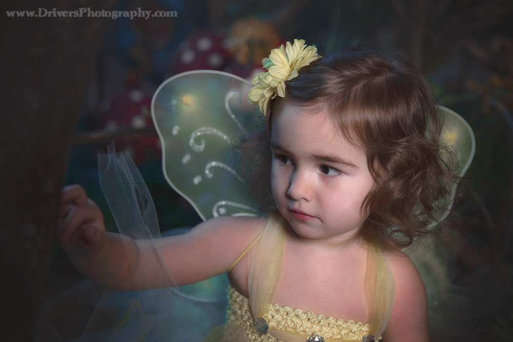 "Leighton Rose in ""Yellow Fairy"" 