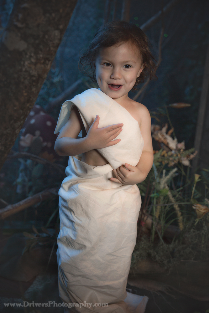 """Austin in """"Toga"""" 