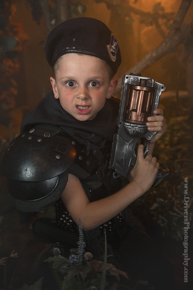 """J. Cole in """"Future Trooper"""" 