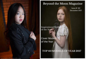 Chasney Vue  in Beyond the Moon Magazine #102, Dec 2017